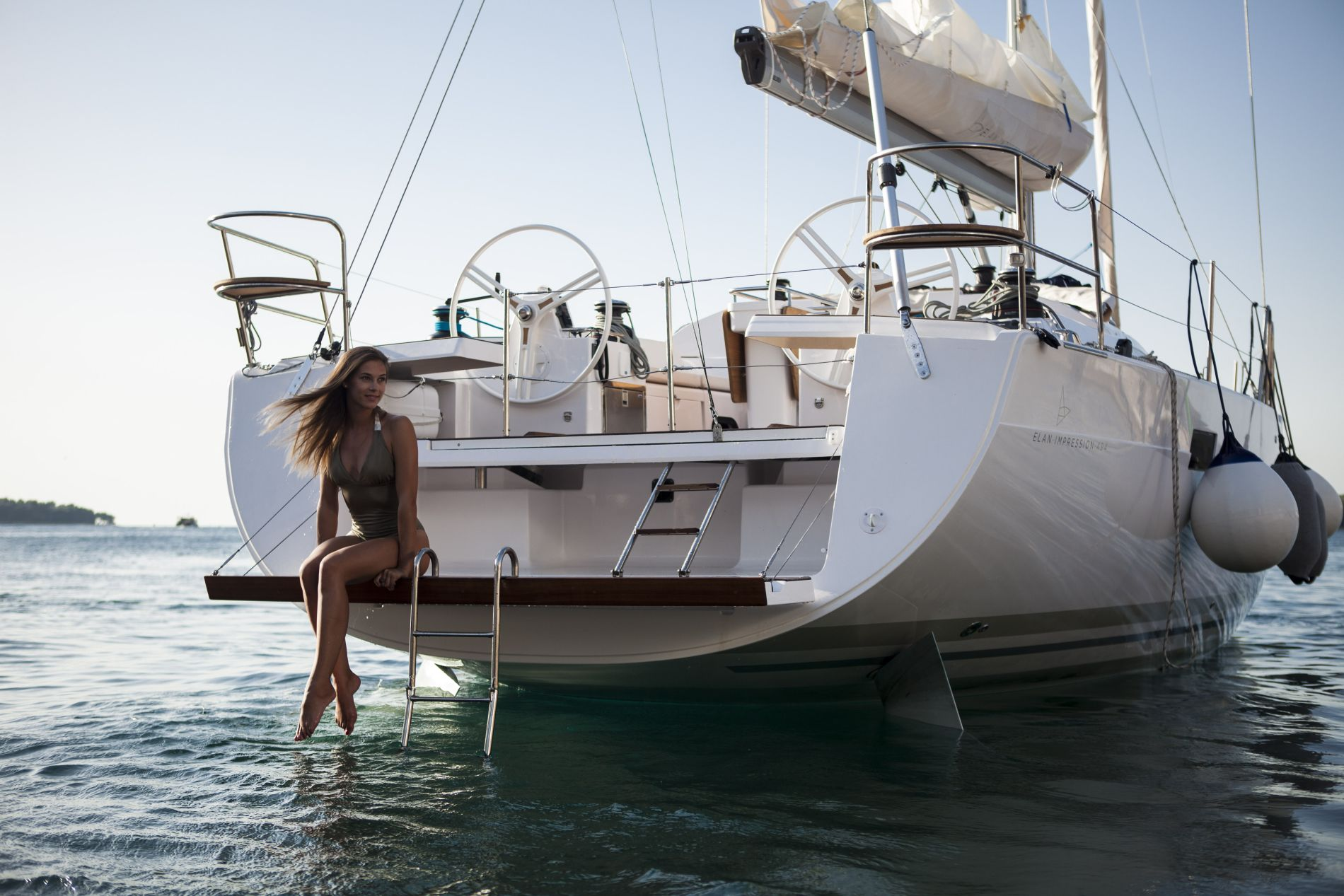 Photo: Elan Yachts