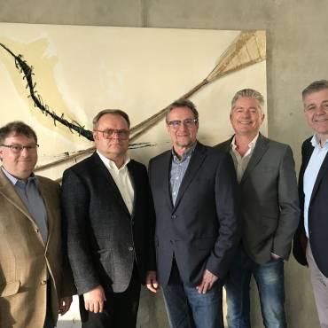 Neustart im Jubiläumsjahr: neues Boot, neuer Vorstand, neue Mitglieder, neue Pläne
