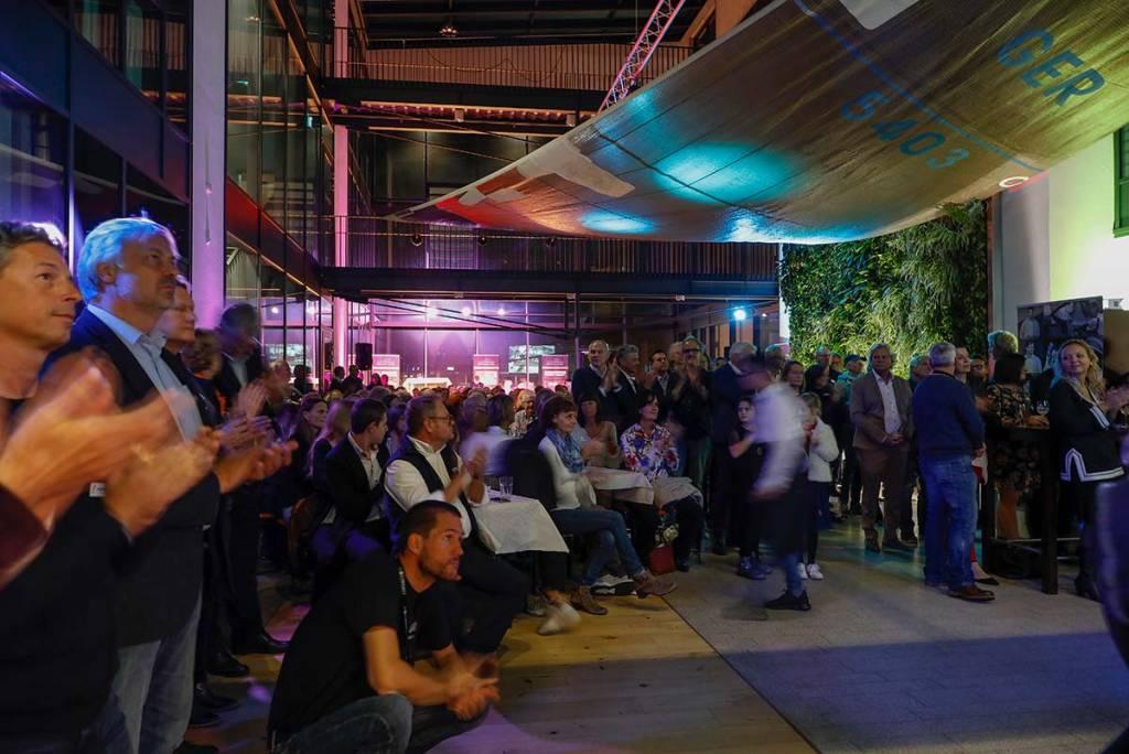 250 Gäste beim 1. Baden-Badener Hochseeabend (Foto: Sonja Bell)