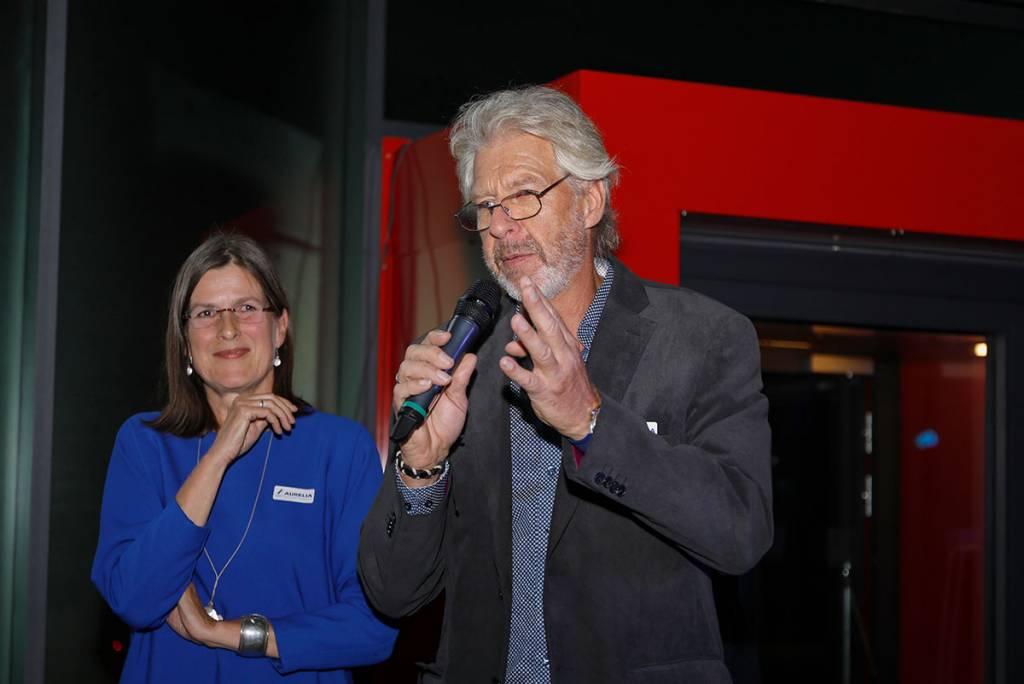 Ute und Peter Förderer über das Abenteuer ihres Lebens: mit ihrem 40 Jahre alten Zweimaster einmal Karibik und zurück (Foto: Sonja Bell)